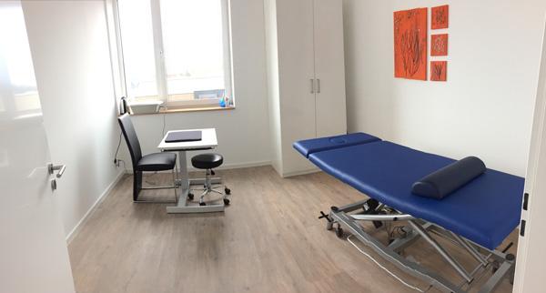 Behandlungsraum 2 - Handtherapie